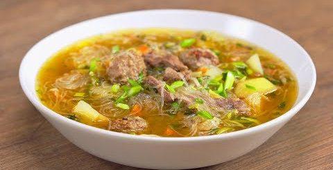 Неповторимая монгольская ХУЙЦАА. Обед станет праздником! Рецепт от Всегда Вкусно! -