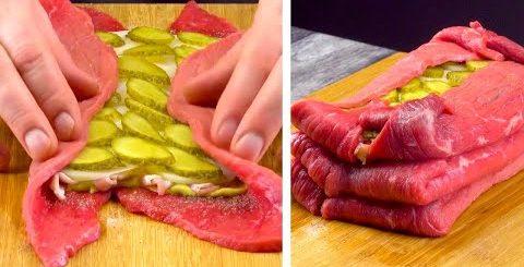 7 Вкусных рецептов основных блюд к празднику. -