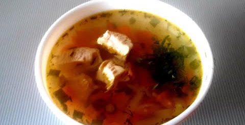 Как приготовить безумно вкусный суп из ИНДЕЙКИ  ??? (How to make an insanely delicious turkey soup)