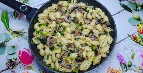ВСЕГО 4 ИНГРЕДИЕНТА, НО КАК ЖЕ ВКУСНО. Как приготовить макароны?