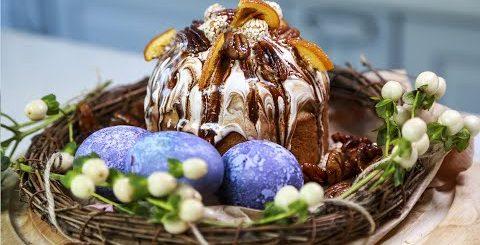 Как приготовить вкусные куличи на праздник Пасхи   Кухня для своих