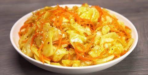 КАПУСТА ПО-КОРЕЙСКИ - настоящий деликатес из простых продуктов. Рецепт от Всегда Вкусно!