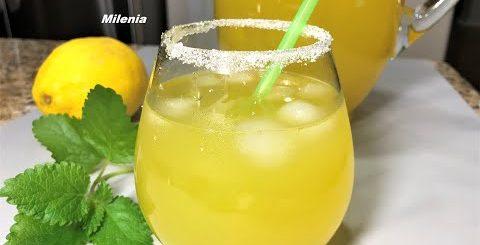 Самый Вкусный  Традиционный ЛИМОНАД. Как приготовить Лимонад за 10 минут. ХИТ СЕЗОНА.