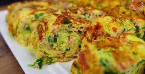 БЕЗ МУКИ! Теперь делать яичницу на завтрак вы будете только так из кабачков! - Вкусно Просто и Доступно