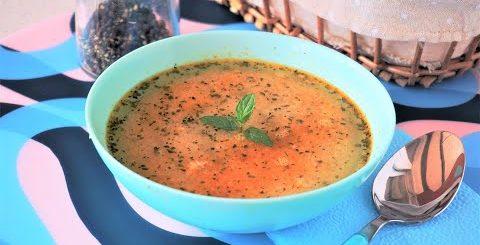 Вкусный Турецкий суп из курицы - Турецкая Чорба -