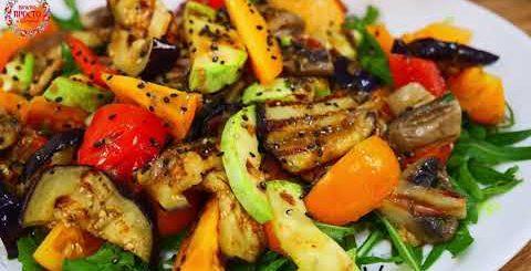 ЭТО ПОТРЯСАЮЩЕ ВКУСНО И ПРОСТО! Вкусный, легкий и полезный салат БЕЗ ВОЗНИ! - Вкусно Просто и Доступно