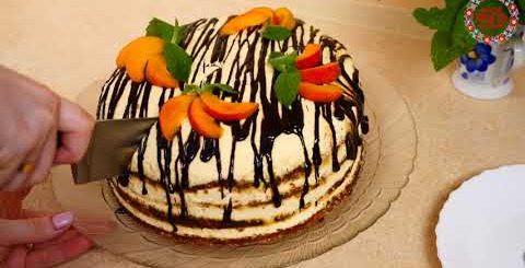 """Любовь из первого кусочка. Нежнейший медовый торт «Ватка"""" - Вкусно Просто и Доступно"""