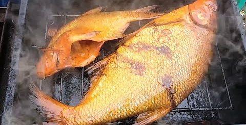Лещ горячего копчения! Обязательно попробуйте приготовить! Очень вкусно!!!