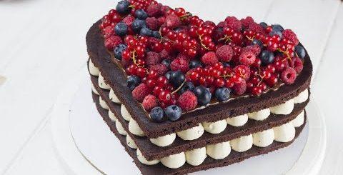 САМЫЙ ШОКОЛАДНЫЙ ТОРТ. Рецепт шоколадного торта с шоколадным кремом. Рецепт торта от Pauline Cake -