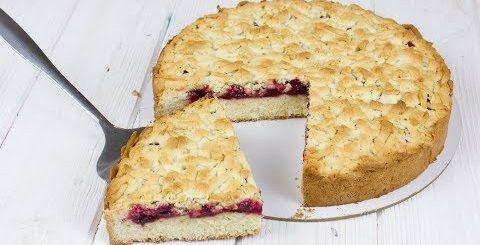 ПИРОГ ПРОЩЕ ПРОСТОГО. Идеальный пирог из песочного теста и варенья. Рецепт пирога для ленивых - Готовим вкусно cook delicious food