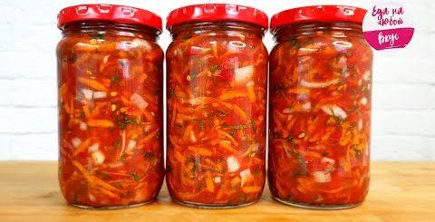 ДЕШЕВО летом - Экономно ЗИМОЙ! Быстрая ЗАГОТОВКА на зиму поможет даже экономить время на кухне... -