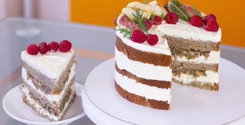 КАКОЙ ТОРТ ПРИГОТОВИТЬ ОСЕНЬЮ? Рецепт пряного торта. Вкусный торт с пряностями на осень 2020