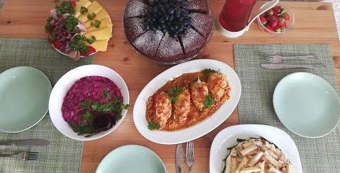 ЖДУ ГОСТЕЙ ЧТО ПРИГОТОВИТЬ Простые и Вкусные Рецепты
