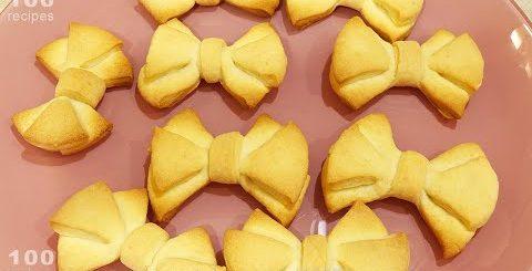 Как Просто и Вкусно Приготовить Красивое Печенье ?