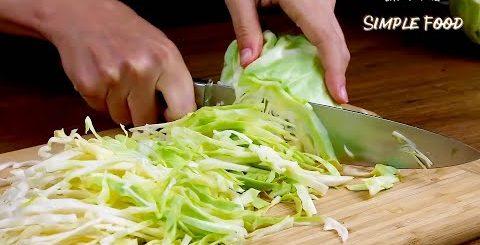 Готовлю на УЖИН, когда ЛЕНЬ! Вкусно ТАК, что будете готовить этот САЛАТ каждый день!