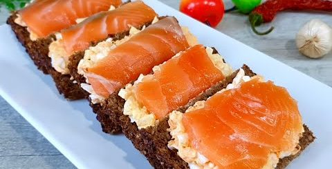 ВКУСНАЯ ЗАКУСКА РЕЦЕПТ Красивая закуска на праздник, которая обязательно должна быть на вашем столе! -