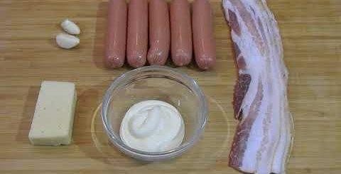 Посмотри что можно приготовить из обычных сосисок. Четыре простых, вкусных, бюджетных блюда.