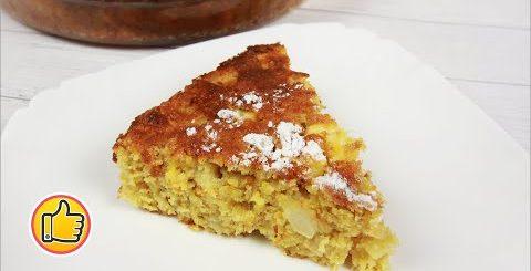 Вкуснее Шарлотки! Яблочный Пирог с Овсянкой | Юлия Ковальчук -
