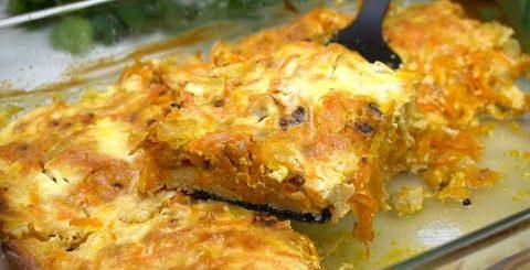 Потрясающее Блюдо из простых продуктов и на праздник и просто так! -