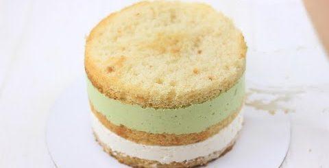 ТОРТ МОХИТО - ЧТО ВНУТРИ? Рецепт торта с освежающей начинкой. Торт тает во рту. Бисквитный торт - Готовим вкусно cook delicious food