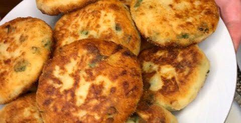 Котлеты из картофеля. Вкусно, просто и  легко. Что приготовить на обед или ужин?