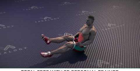 шесть упражнения пресса за 30 дней домашней тренировки/Six Pack Abs in 30 Days-Home Workout