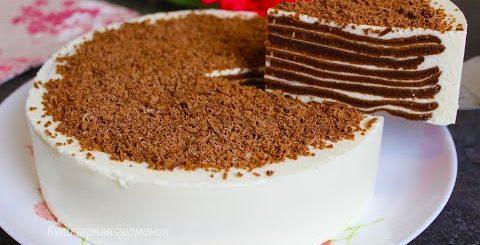 БЕЗ ДУХОВКИ | ТОРТ на Сковороде | Невероятно Вкусный Торт | Рецепт Вкусного Домашнего Торта
