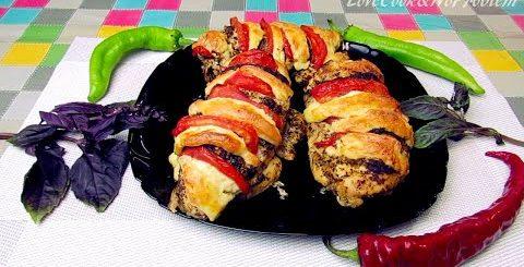 Как приготовить куриное филе Капрезе - подробный рецепт вкусного и красивого блюда