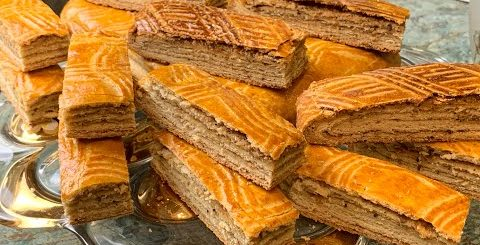 Гата слоистая-самый вкусный рецепт! | Gata | Գաթա